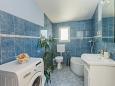 Bathroom 1 - Apartment A-11641-a - Apartments Kaštel Stari (Kaštela) - 11641