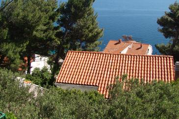 Property Mimice (Omiš) - Accommodation 11644 - Vacation Rentals near sea with pebble beach.