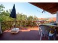 Terrace - Apartment A-11646-a - Apartments Krk (Krk) - 11646