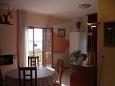Umag, Dining room u smještaju tipa apartment, dostupna klima i WIFI.