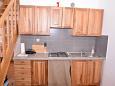 Kitchen - Apartment A-11648-b - Apartments Štinjan (Pula) - 11648