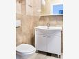 Bathroom 2 - Apartment A-11655-a - Apartments Rogač (Šolta) - 11655