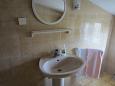 Zadar - Diklo, Bathroom u smještaju tipa apartment, WIFI.