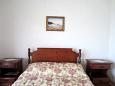 Zadar - Diklo, Bedroom 1 u smještaju tipa apartment, WIFI.