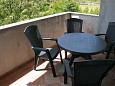 Balcony 1 - Apartment A-11682-a - Apartments Ostrvica (Omiš) - 11682