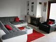 Living room - Apartment A-11682-a - Apartments Ostrvica (Omiš) - 11682