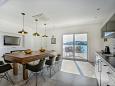 Zatoglav, Dining room 2 u smještaju tipa house, dostupna klima i WIFI.