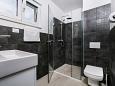 Zatoglav, Bathroom 2 u smještaju tipa house, WIFI.