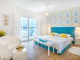 Zatoglav, Bedroom 1 u smještaju tipa house, dostupna klima i WIFI.