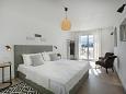 Zatoglav, Bedroom 2 u smještaju tipa house, dostupna klima i WIFI.
