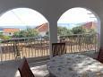 Balcony - House K-11696 - Vacation Rentals Seget Vranjica (Trogir) - 11696