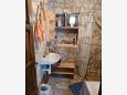 Bathroom 1 - House K-11701 - Vacation Rentals Gornje Planjane (Zagora) - 11701