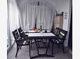 Dining room - Apartment A-11707-a - Apartments Uvala Makarac (Brač) - 11707