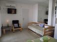 Bedroom 1 - Apartment A-11707-a - Apartments Uvala Makarac (Brač) - 11707