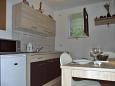 Kitchen - Apartment A-11707-b - Apartments Uvala Makarac (Brač) - 11707