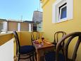 Balcony - House K-11722 - Vacation Rentals Zaton (Zadar) - 11722
