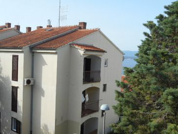 Property Bol (Brač) - Accommodation 11728 - Apartments with pebble beach.