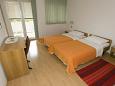 Bedroom - Apartment A-11733-c - Apartments Brela (Makarska) - 11733