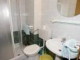 Bathroom - Apartment A-11733-d - Apartments Brela (Makarska) - 11733
