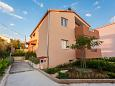 Property Seget Vranjica (Trogir) - Accommodation 11734 - Apartments with pebble beach.