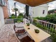 Terrace 1 - Apartment A-11760-a - Apartments Trogir (Trogir) - 11760