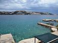 Balcony - view - Apartment A-11766-a - Apartments Stara Novalja (Pag) - 11766
