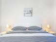 Bedroom 1 - House K-11767 - Vacation Rentals Marina (Trogir) - 11767