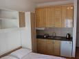 Kitchen - Studio flat AS-11786-b - Apartments Zavode (Omiš) - 11786