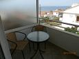 Balcony 2 - Apartment A-11798-c - Apartments Sumpetar (Omiš) - 11798