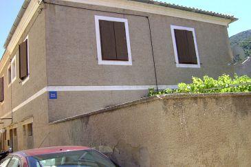 Komiža, Vis, Property 11807 - Rooms blizu mora with pebble beach.