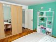 Vranjic, Bedroom 1 u smještaju tipa apartment, WIFI.