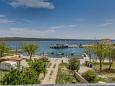 Balcony - view - Apartment A-11815-b - Apartments and Rooms Nerezine (Lošinj) - 11815