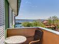 Balcony - view - Room S-11815-b - Apartments and Rooms Nerezine (Lošinj) - 11815