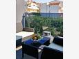 Balcony - view - Apartment A-11827-a - Apartments Podstrana (Split) - 11827