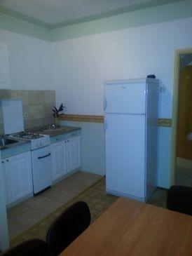 Orebić, Kitchen u smještaju tipa apartment, WIFI.