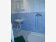 Bathroom - Studio flat AS-11834-a - Apartments Orebić (Pelješac) - 11834