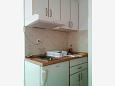 Kitchen - Studio flat AS-11844-b - Apartments Drvenik Donja vala (Makarska) - 11844
