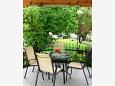 Terrace - Apartment A-11848-b - Apartments Starigrad (Paklenica) - 11848