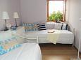 Bedroom 4 - House K-11850 - Vacation Rentals Novi Vinodolski (Novi Vinodolski) - 11850