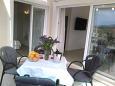 Sreser, Terrace u smještaju tipa apartment, dopusteni kucni ljubimci i WIFI.