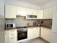 Kitchen - Apartment A-11869-a - Apartments Zečevo Rtić (Rogoznica) - 11869