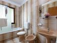 Rabac, Koupelna 1 u smještaju tipa apartment, WIFI.