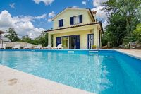 Family friendly house with a swimming pool Kršan - Vlašići (Središnja Istra) - 12224