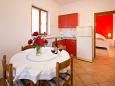 Dining room - Apartment A-124-b - Apartments and Rooms Zavala (Hvar) - 124