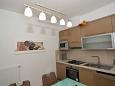 Zagreb, Kitchen u smještaju tipa apartment, WIFI.