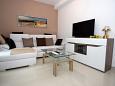 Гостиная - Апартаменты A-12573-b - Апартаменты Zagreb (Grad Zagreb) - 12573