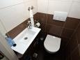 Zagreb, Туалет u smještaju tipa apartment, WIFI.