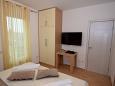 Zagreb, Спальня u smještaju tipa apartment, WIFI.