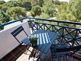 Pula, Balkon u smještaju tipa apartment, WIFI.