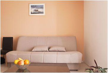 Kali, Living room u smještaju tipa apartment, WIFI.